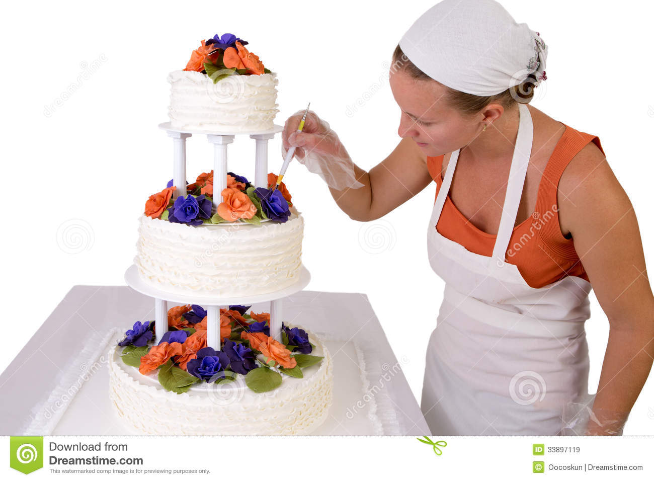 How Many Calories In Wedding Cake