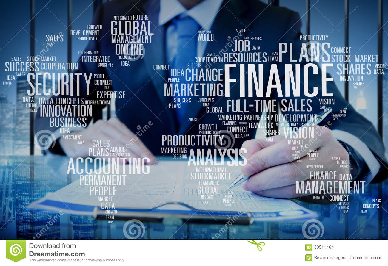 Finanace Security Global Analysis Management Accounting
