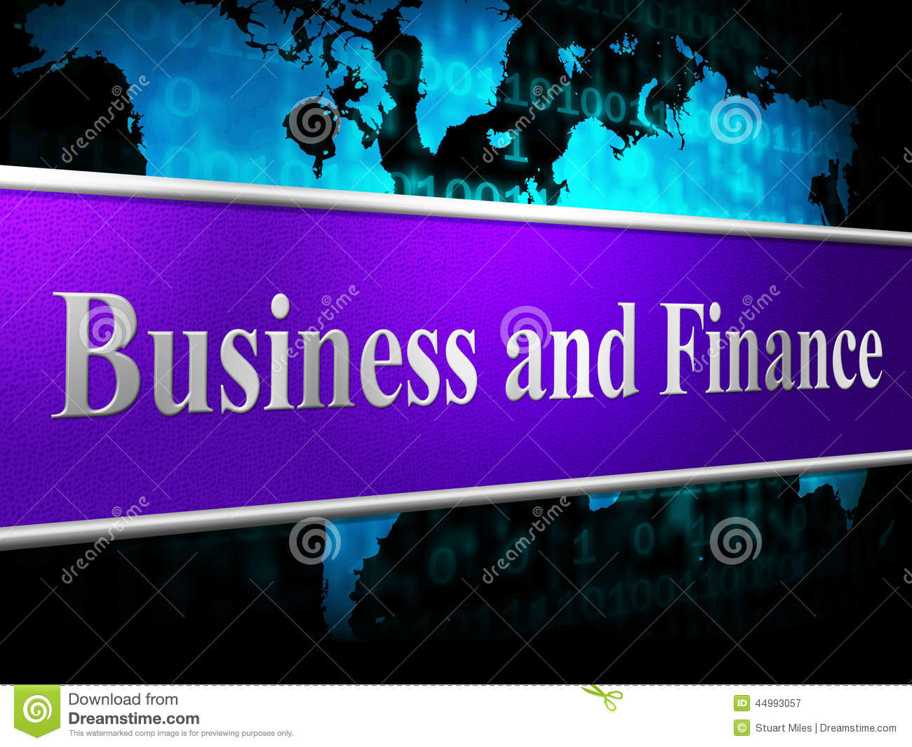 Business finance research and trades