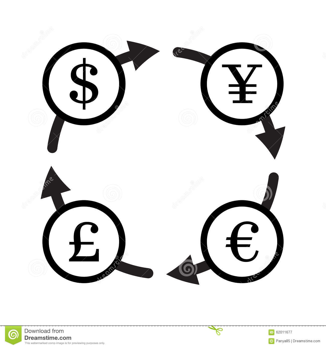 Finance currency