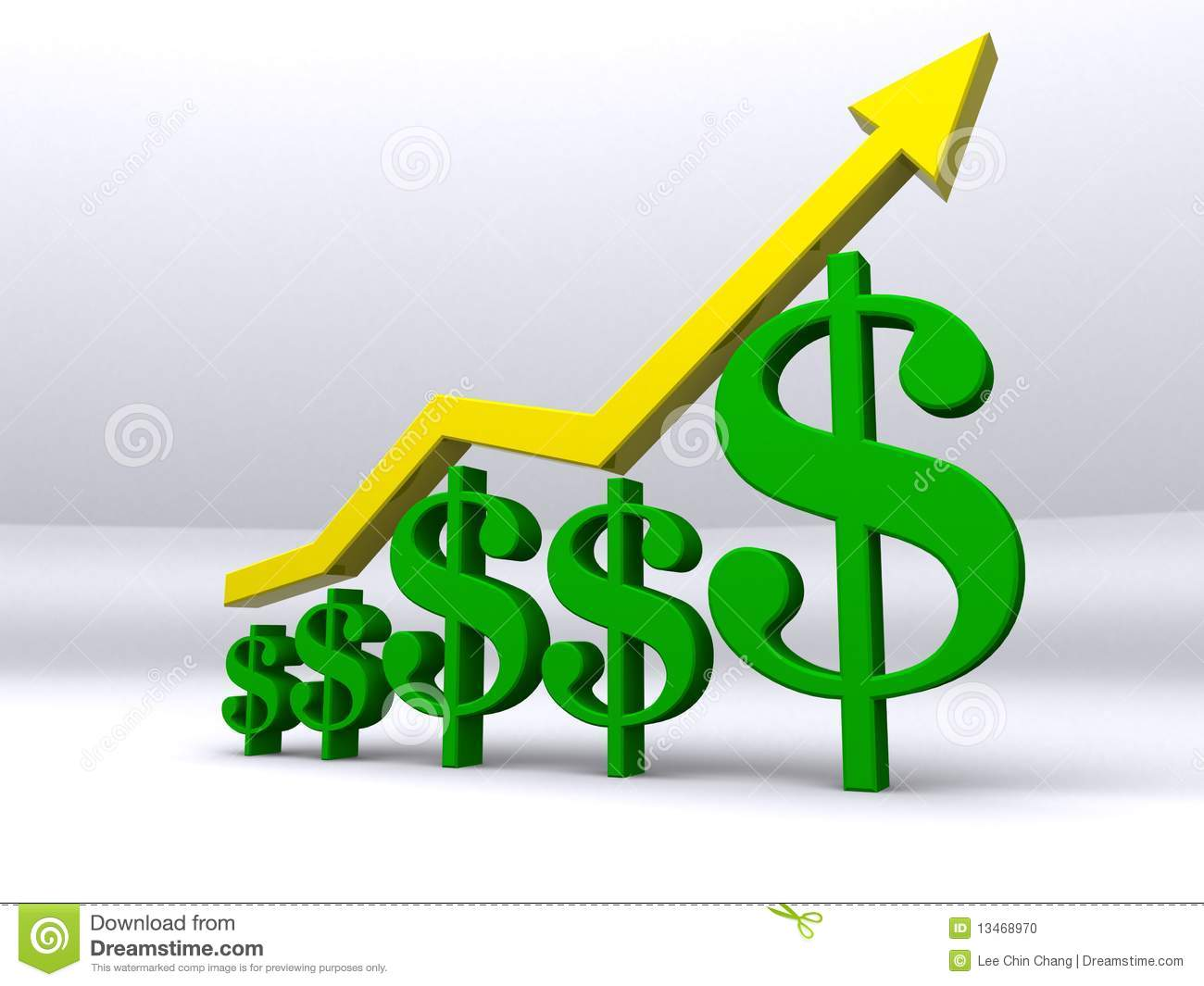 Finance Growth Stock Photo - Image: 13468970