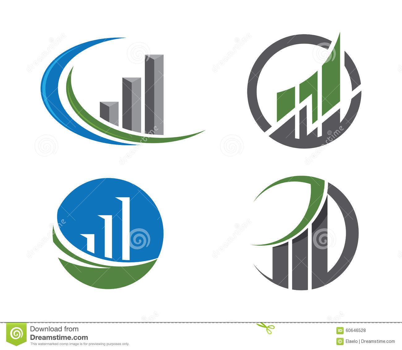 Finance: Finance Logo Stock Vector. Illustration Of Monument