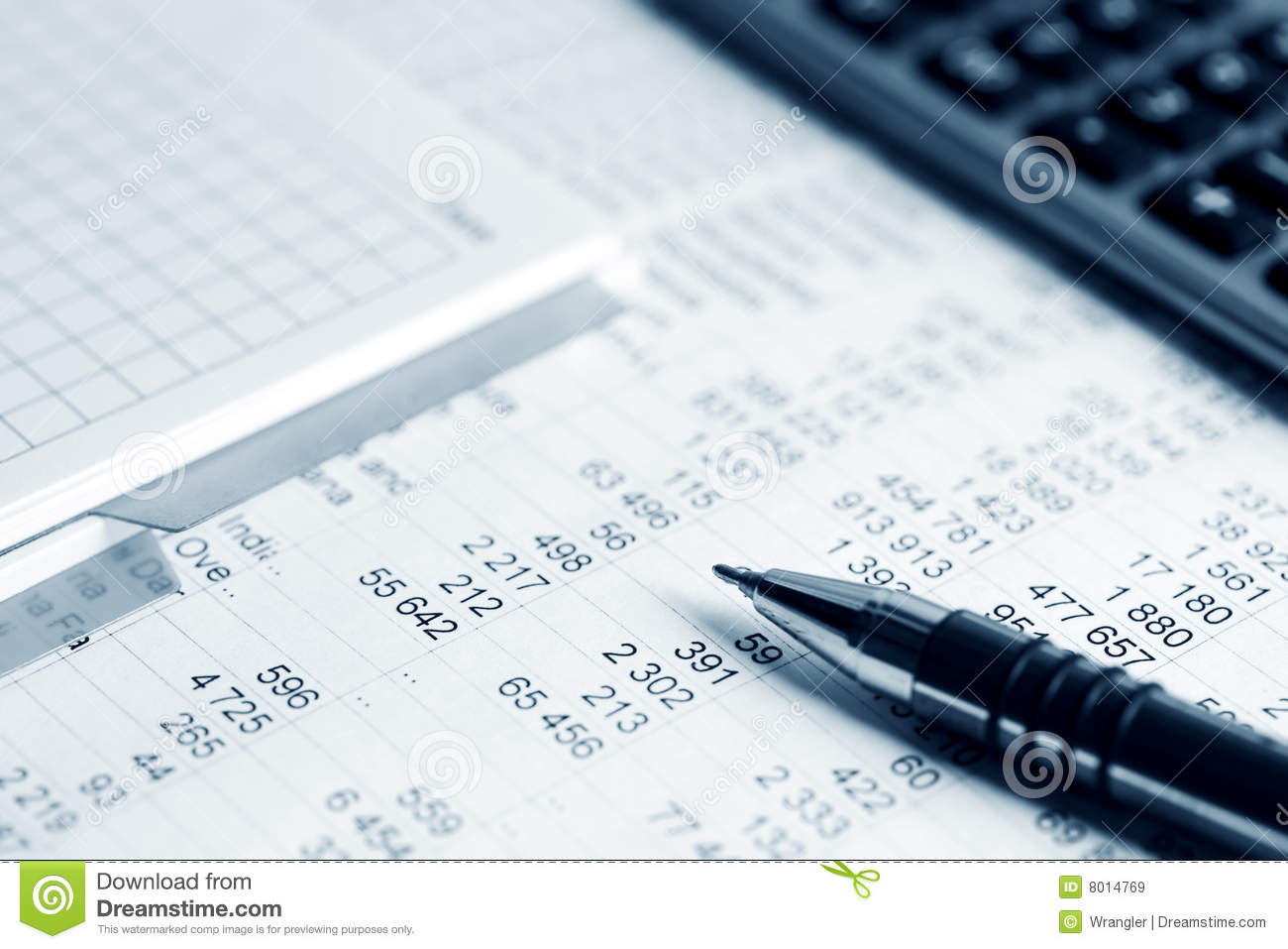 Financial Analysis Royalty Free Images Image 8014769 – Financial Analysis