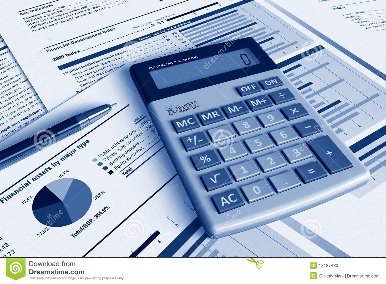 Financial Analysis Concept Photo Image 13187480 – Financial Analysis