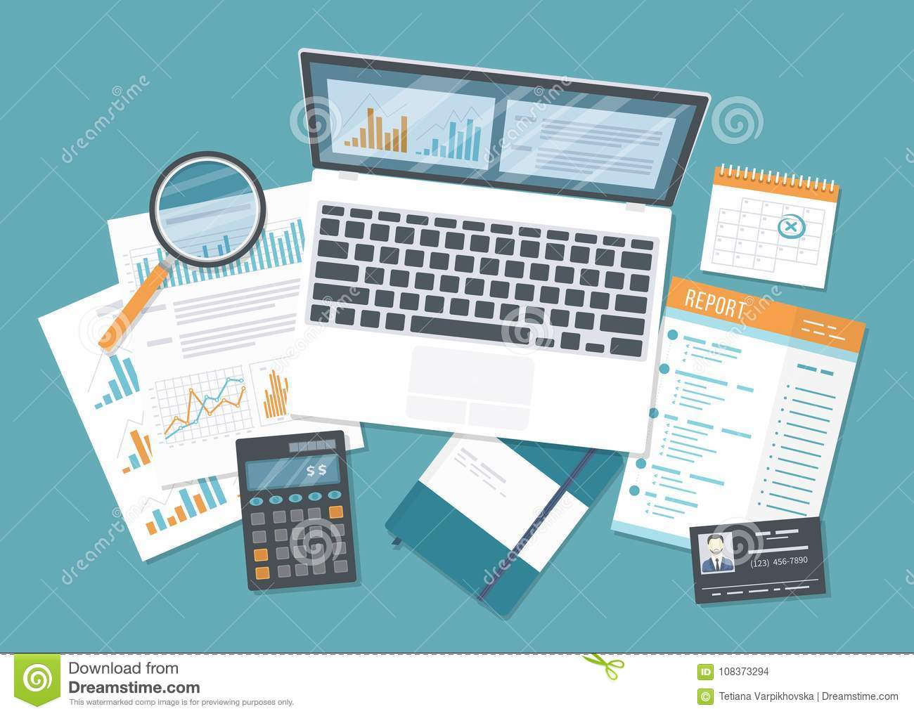 financial accounting report 400 Financial accounting is concerned with the collection, recording, classification and presentation of financial data to serve the purposes of the management.