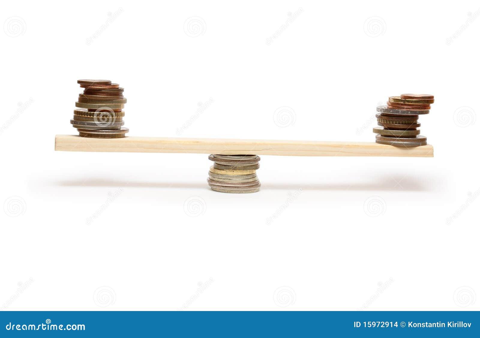 Financial Balance Stock Images
