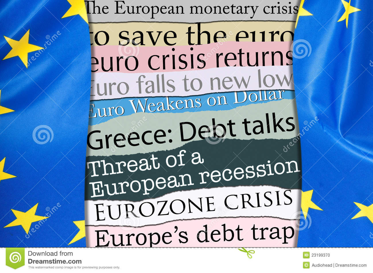 The Economic Crisis Hits Eastern Europe