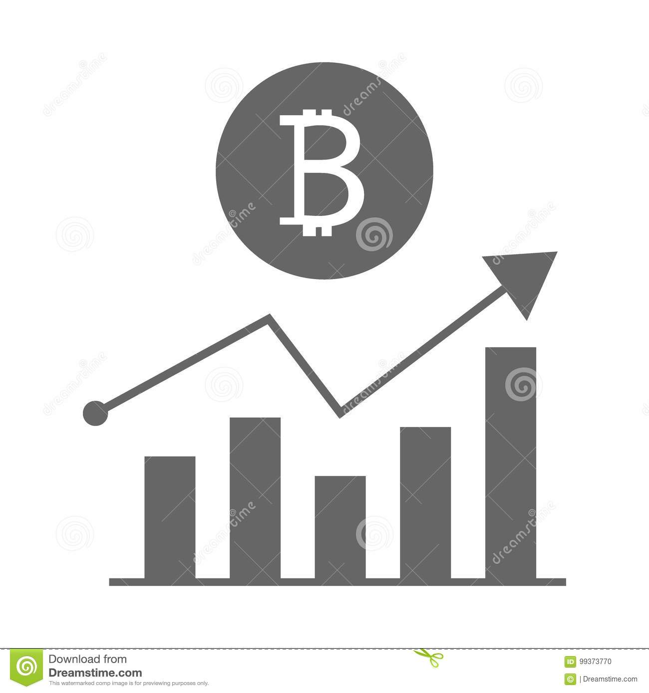 Bitcoin, the course is growing 95