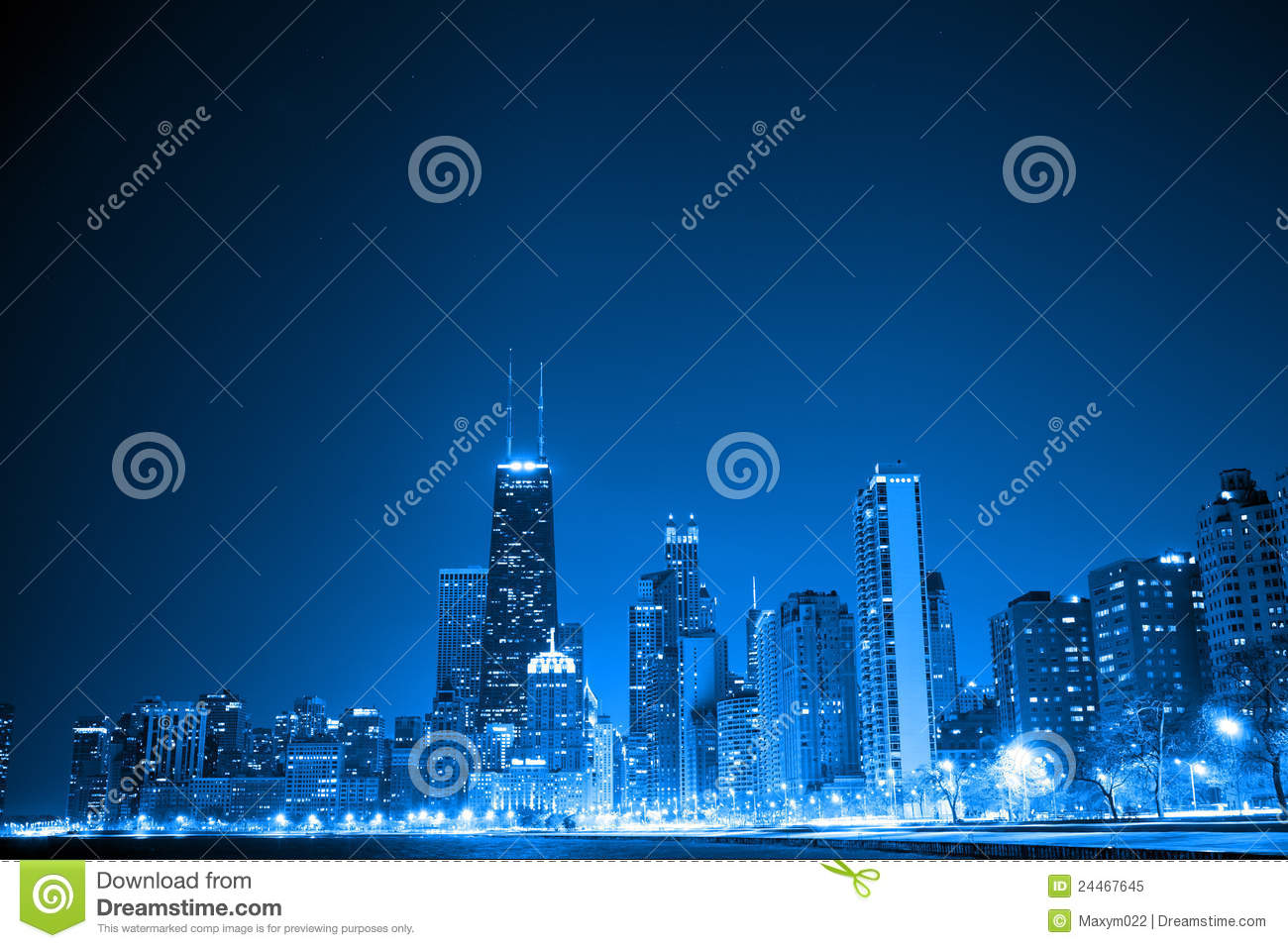 Financial District Royalty Free Stock Photo  Image 24467645