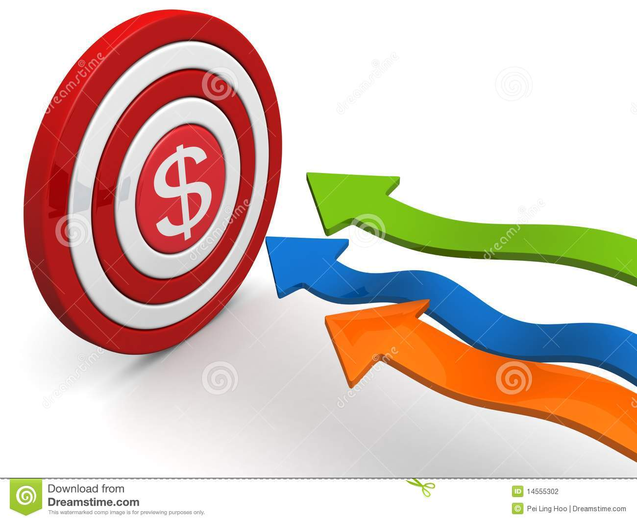 how to set financial targets