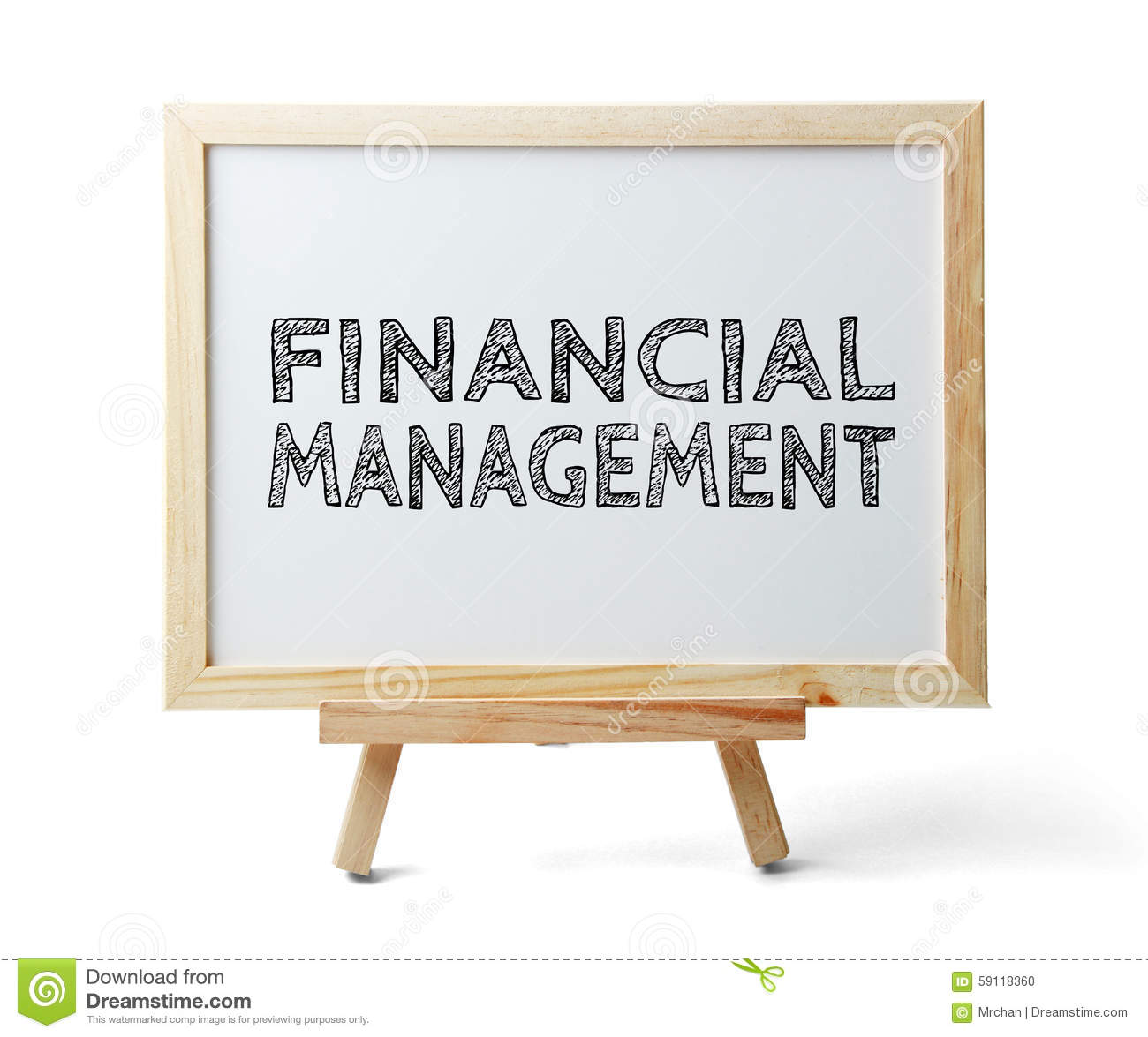 financial management stock photo image of concept isolate 59118360