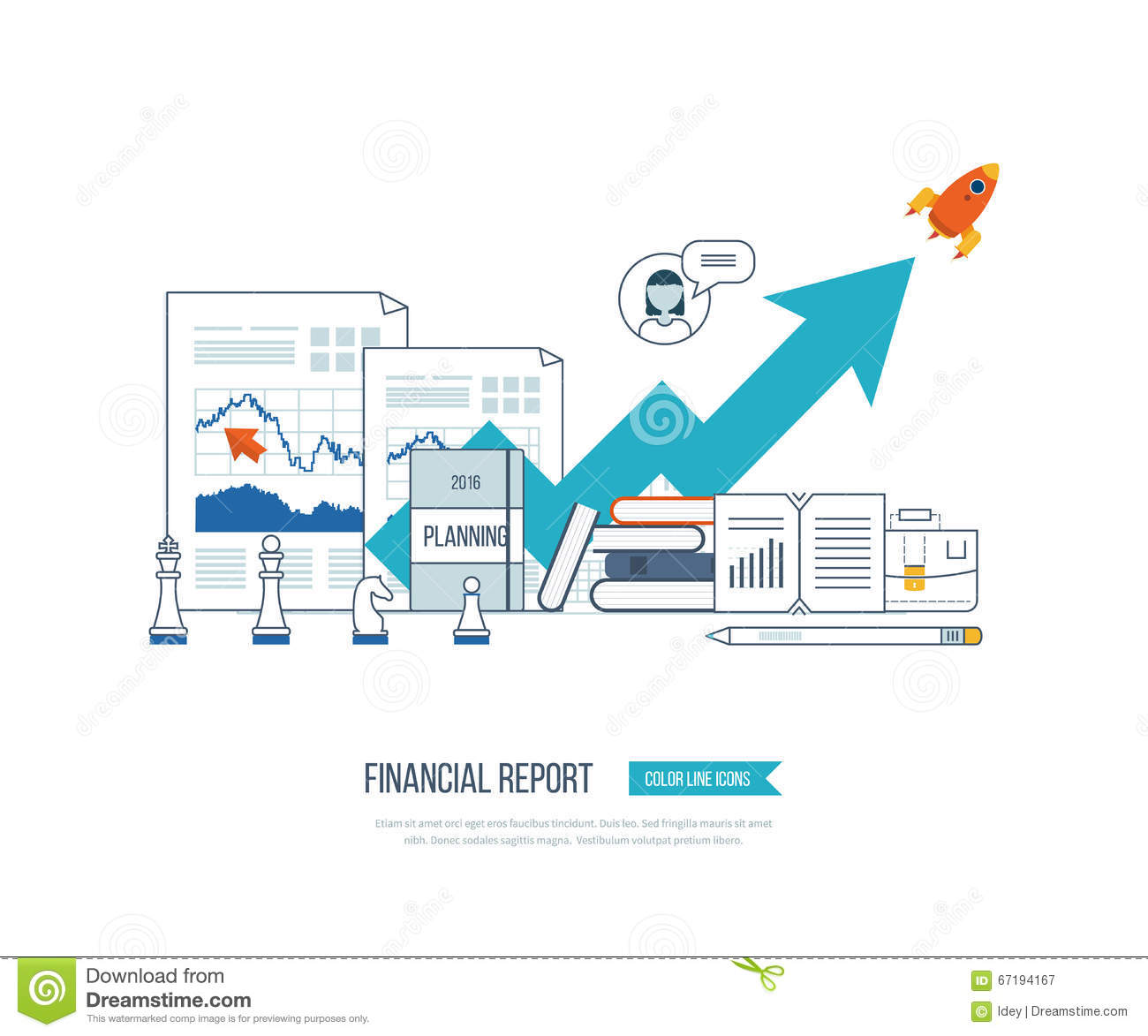 Financial Report Consulting Teamwork Project Management And – Project Management Report