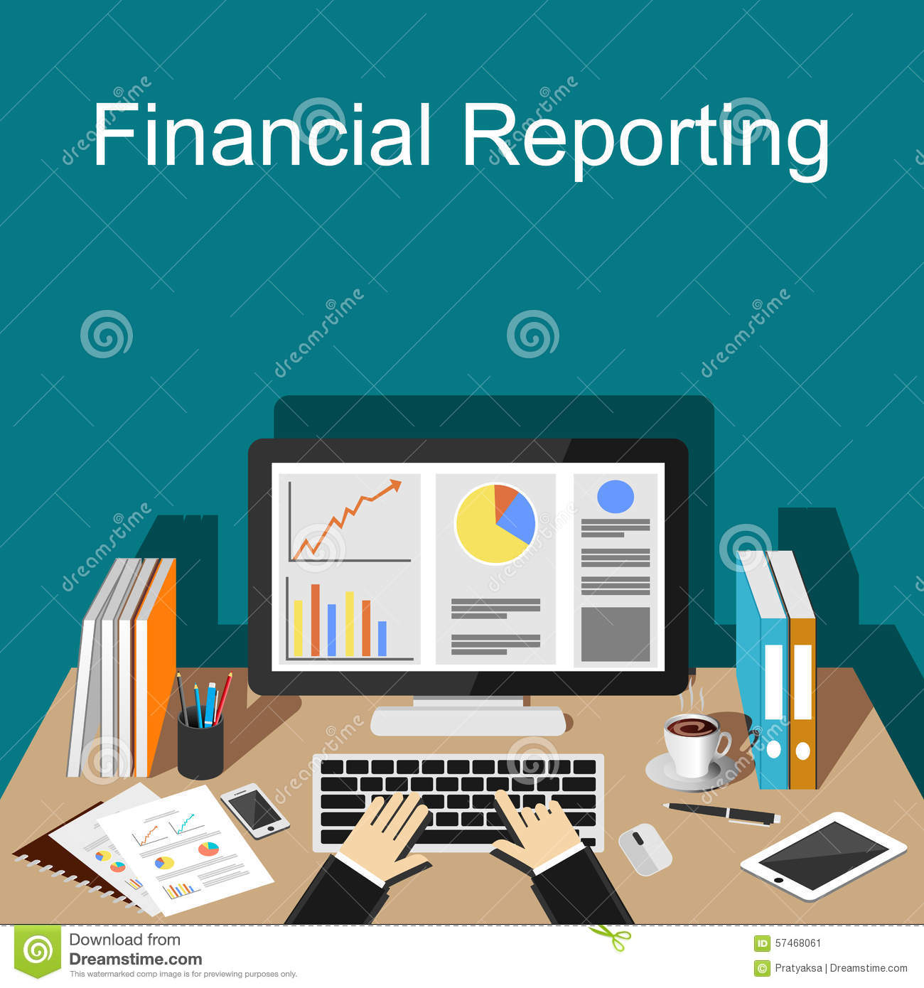 Report of international financial management