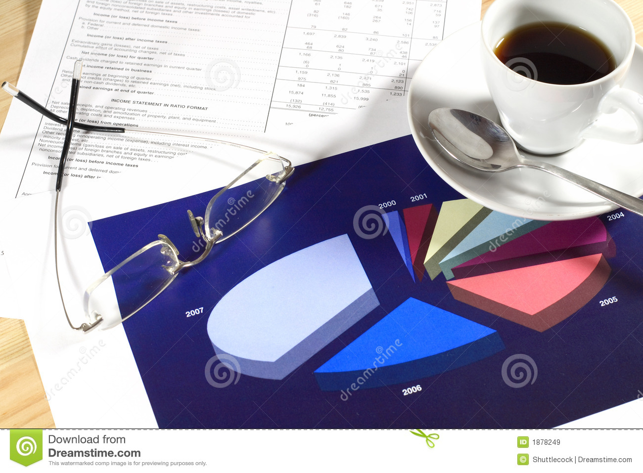 Financial Tools Royalty Free Stock Images - Image: 1878249