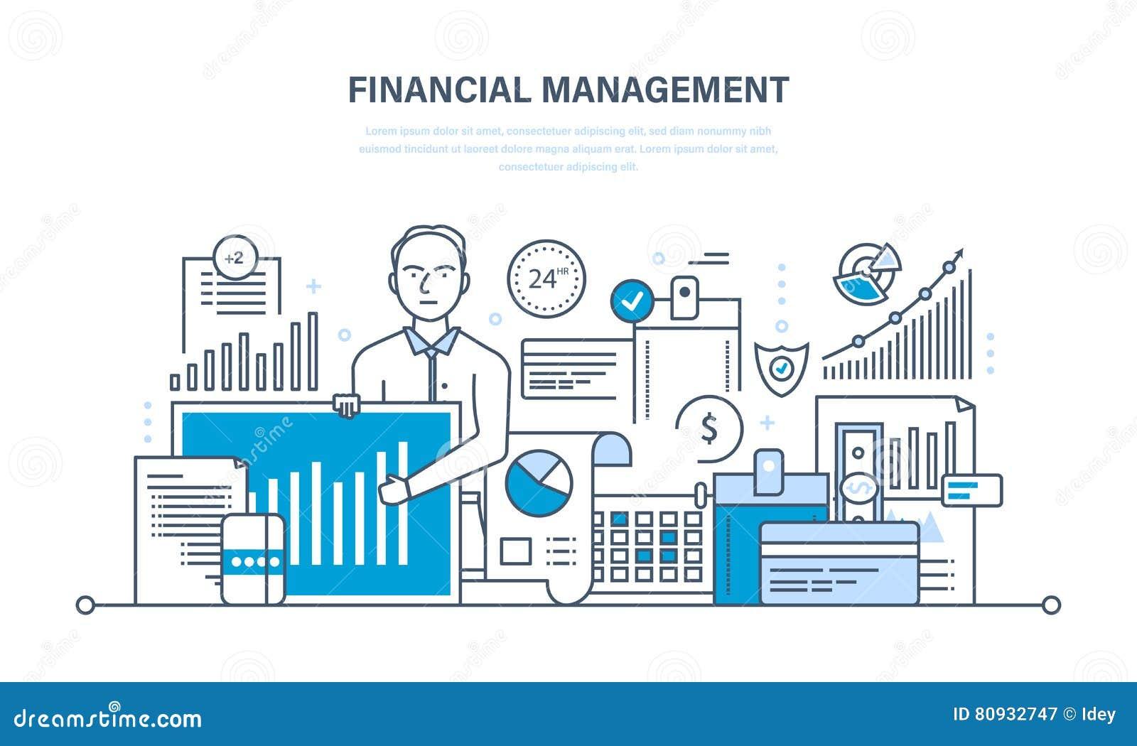 Financieel beheer, analyse, marktonderzoek, stortingen, bijdragen en besparingen