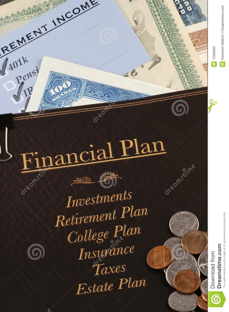 Financieel plan