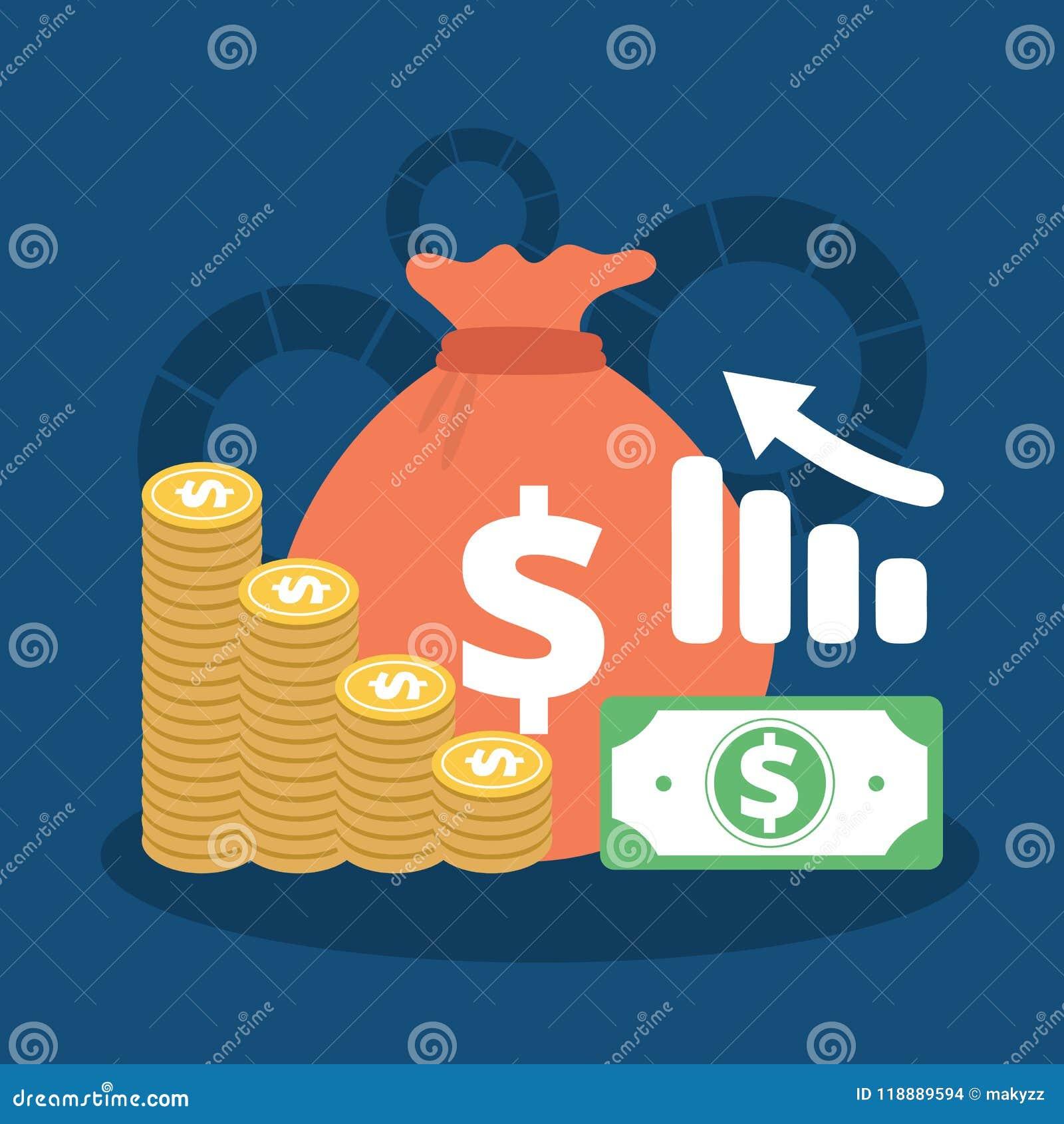 Finansiell kapacitet, retur på investeringen, aktieandelsfond, budget- planläggning, statistikrapport, affärsproduktivitet, finan