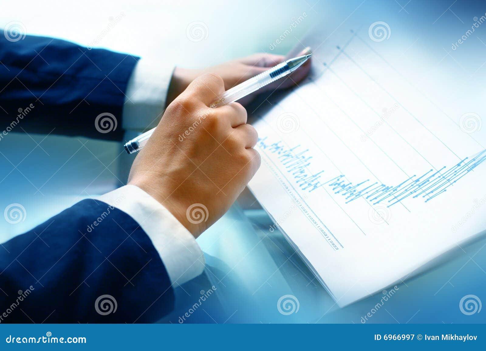 Finansiell läst rapport