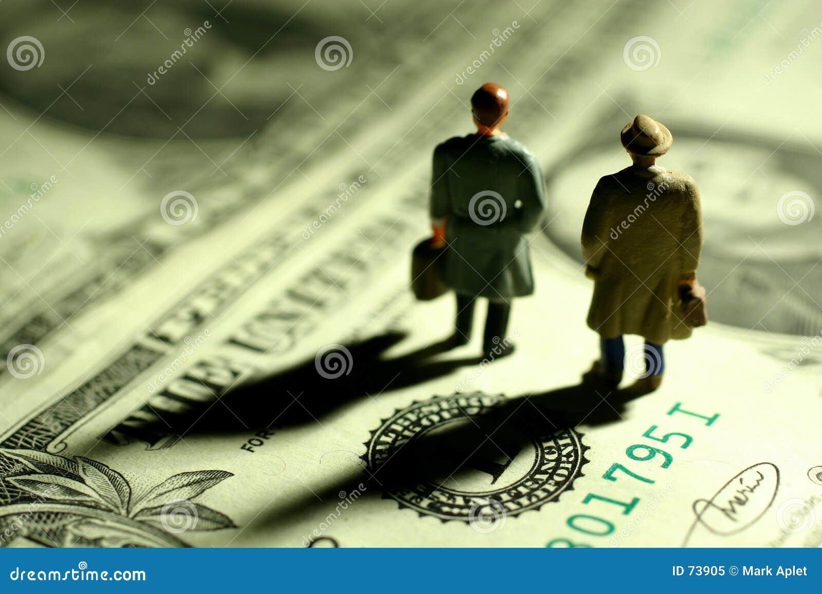 Finansiella osäkerheter