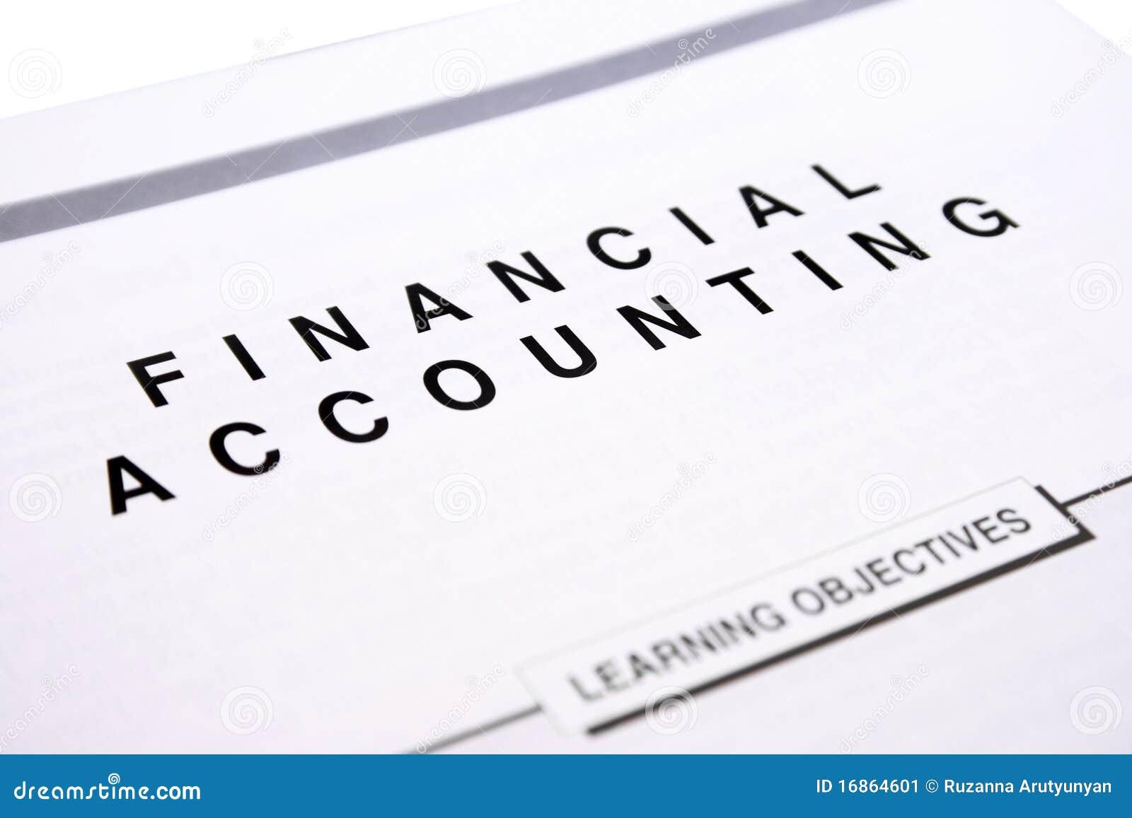 Finansiellt konto