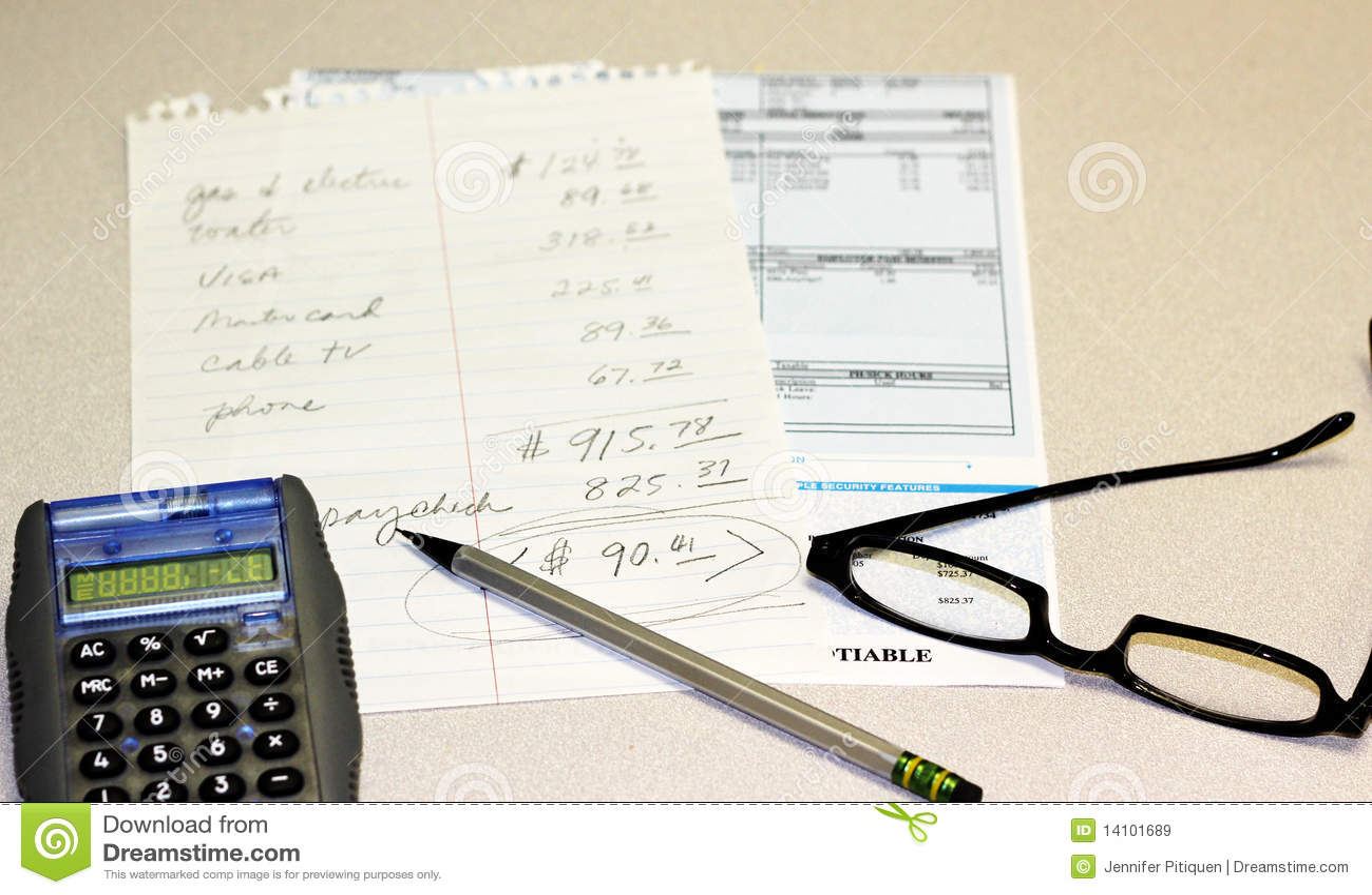 Finansiellt underskott