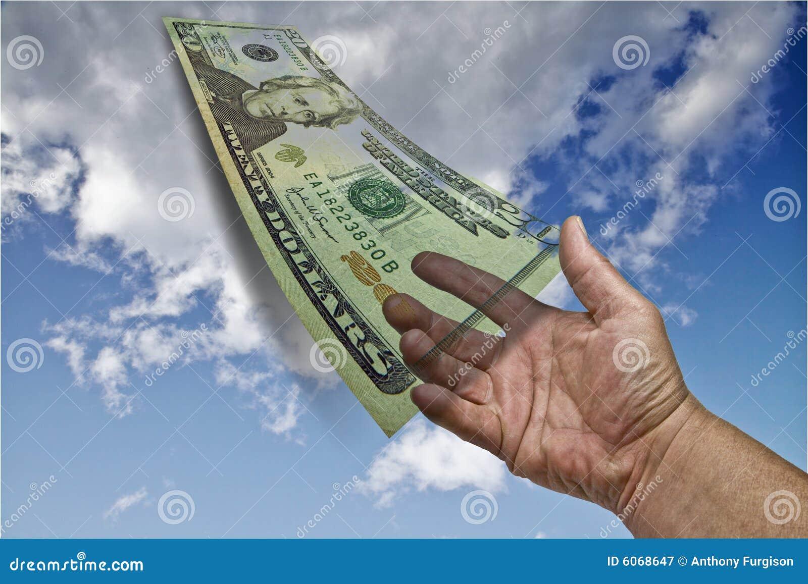 Finansowy pieniądze