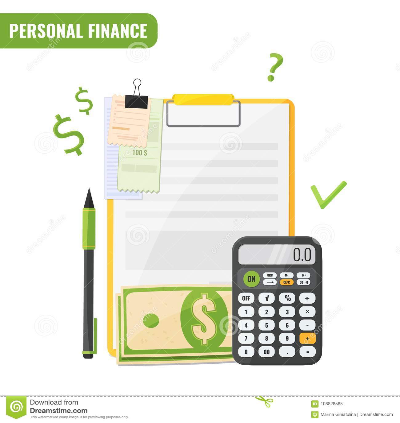 finanzas personales concepto del planeamiento del presupuesto