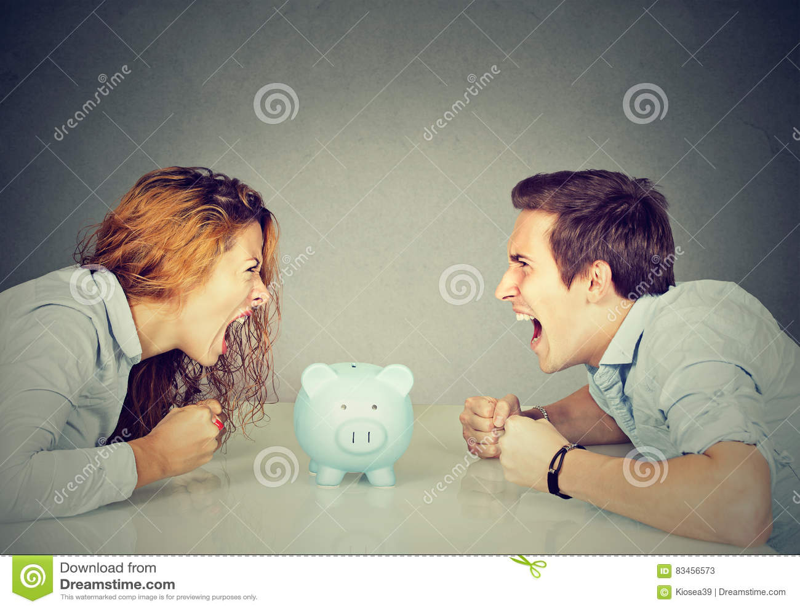 Finanze nel concetto di divorzio Il marito della moglie non può fare lo stabilimento
