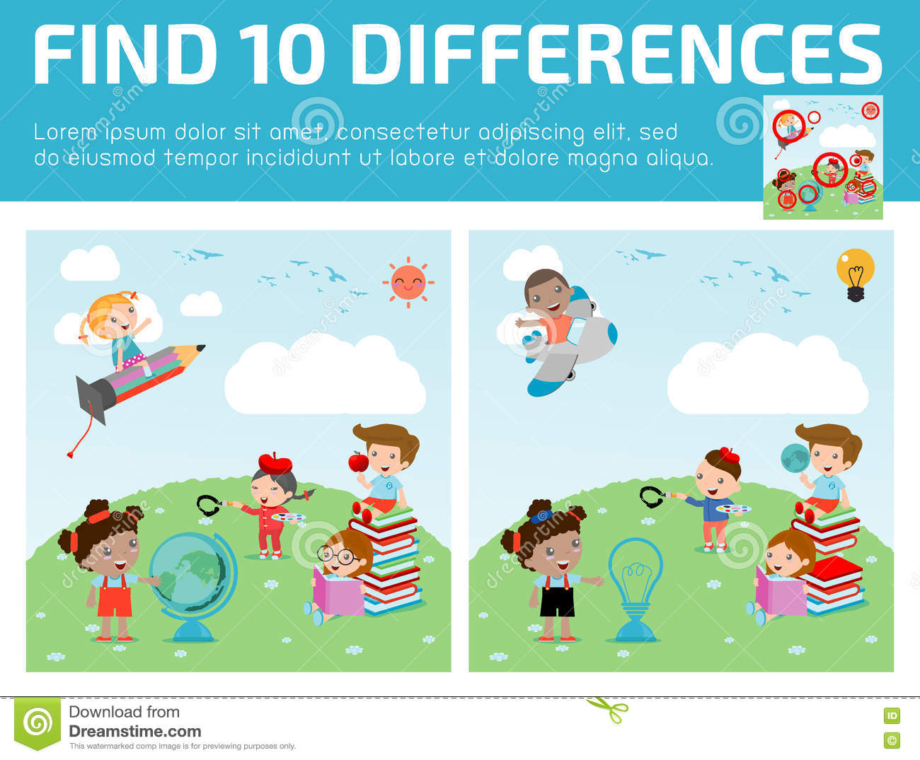 differences and similarities between toddler preschool and school aged children A lesson plan for helping young children learn to accept differences school's anti-bullying policies in an age-relevant manner you will find that children ages.