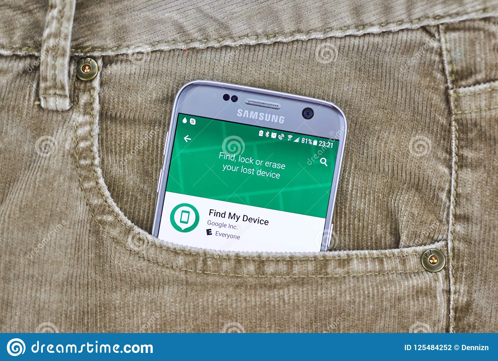 find my device google