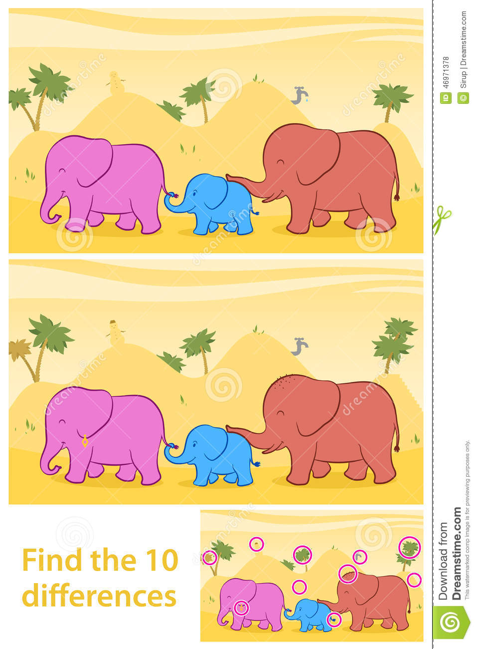 Unusual image throughout find the difference between two pictures printable