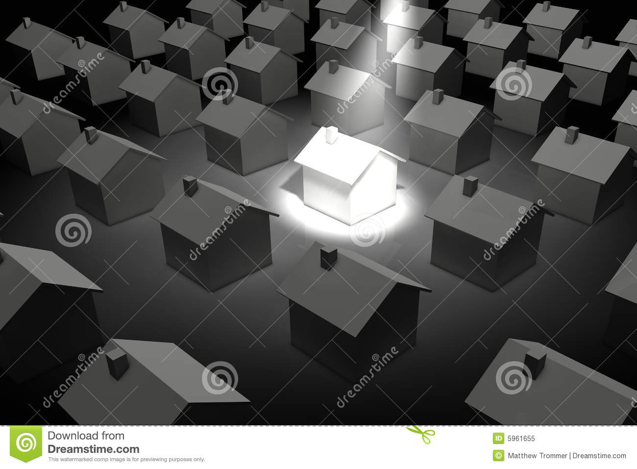 Finding the perfect house royalty free stock photo image for Find the perfect house
