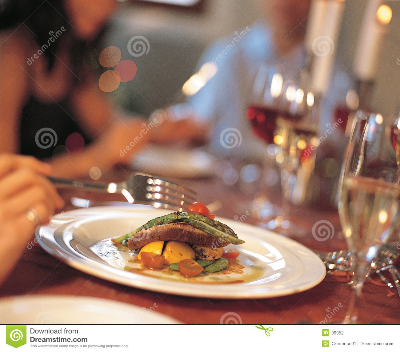 Fine dining stock photography   image: 99952