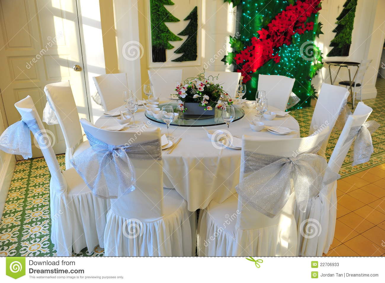 Fine Dining Table Stock Photos Image 22706933