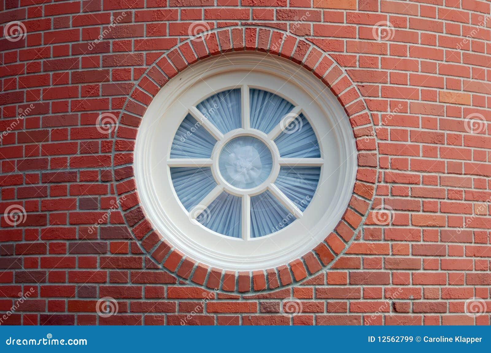 finestra rotonda immagini stock libere da diritti