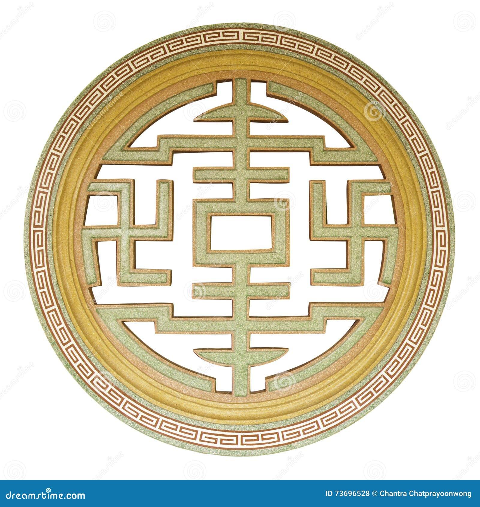 Finestra tradizionale cinese