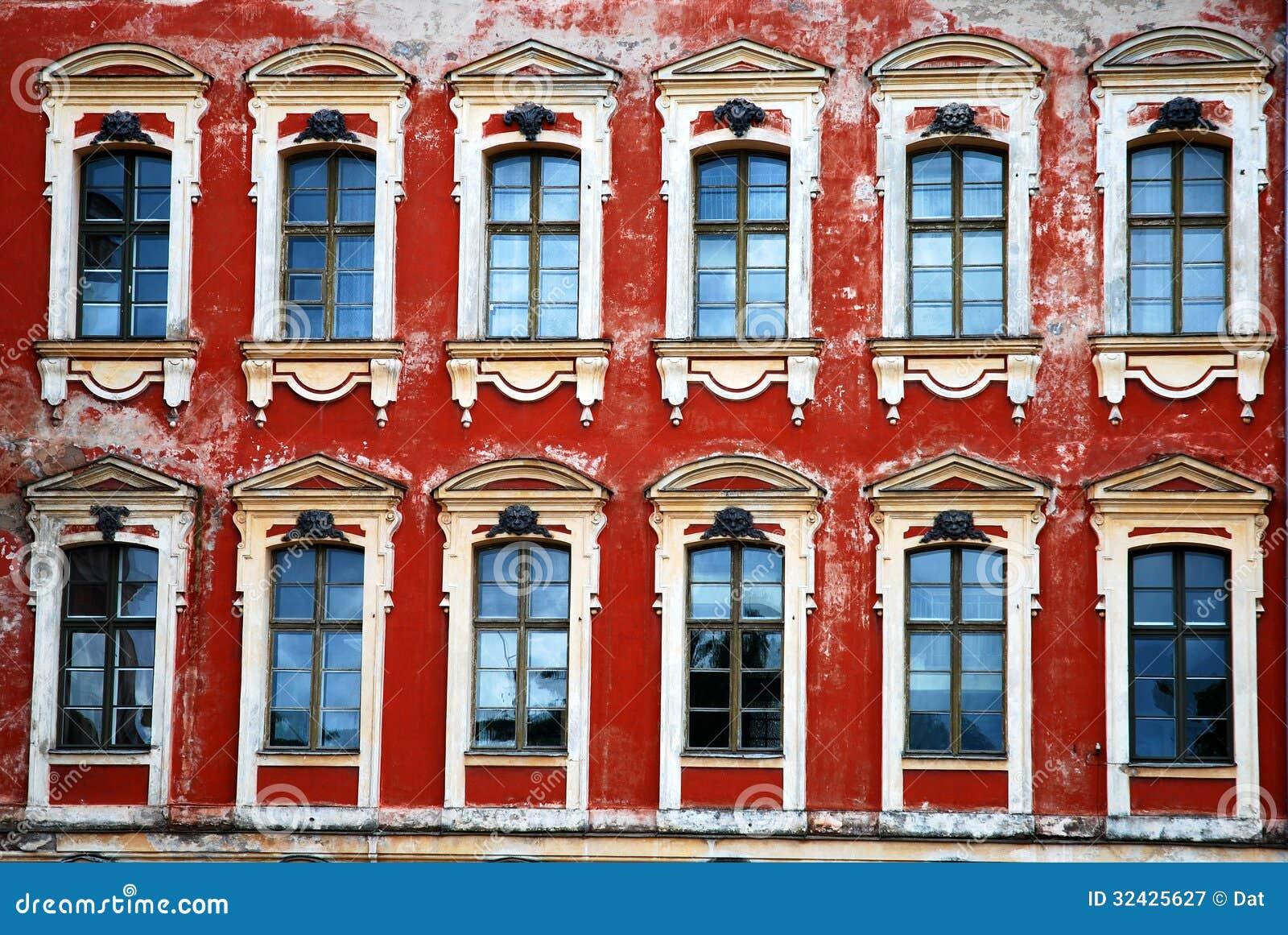 Finestre del palazzo
