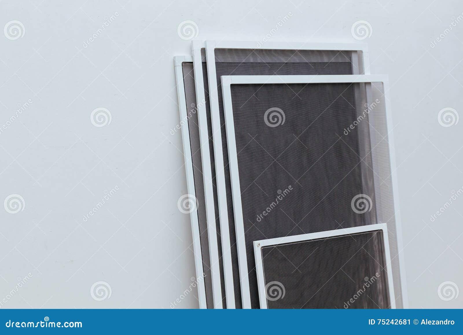 Finestre della stoffa per tendine del PVC