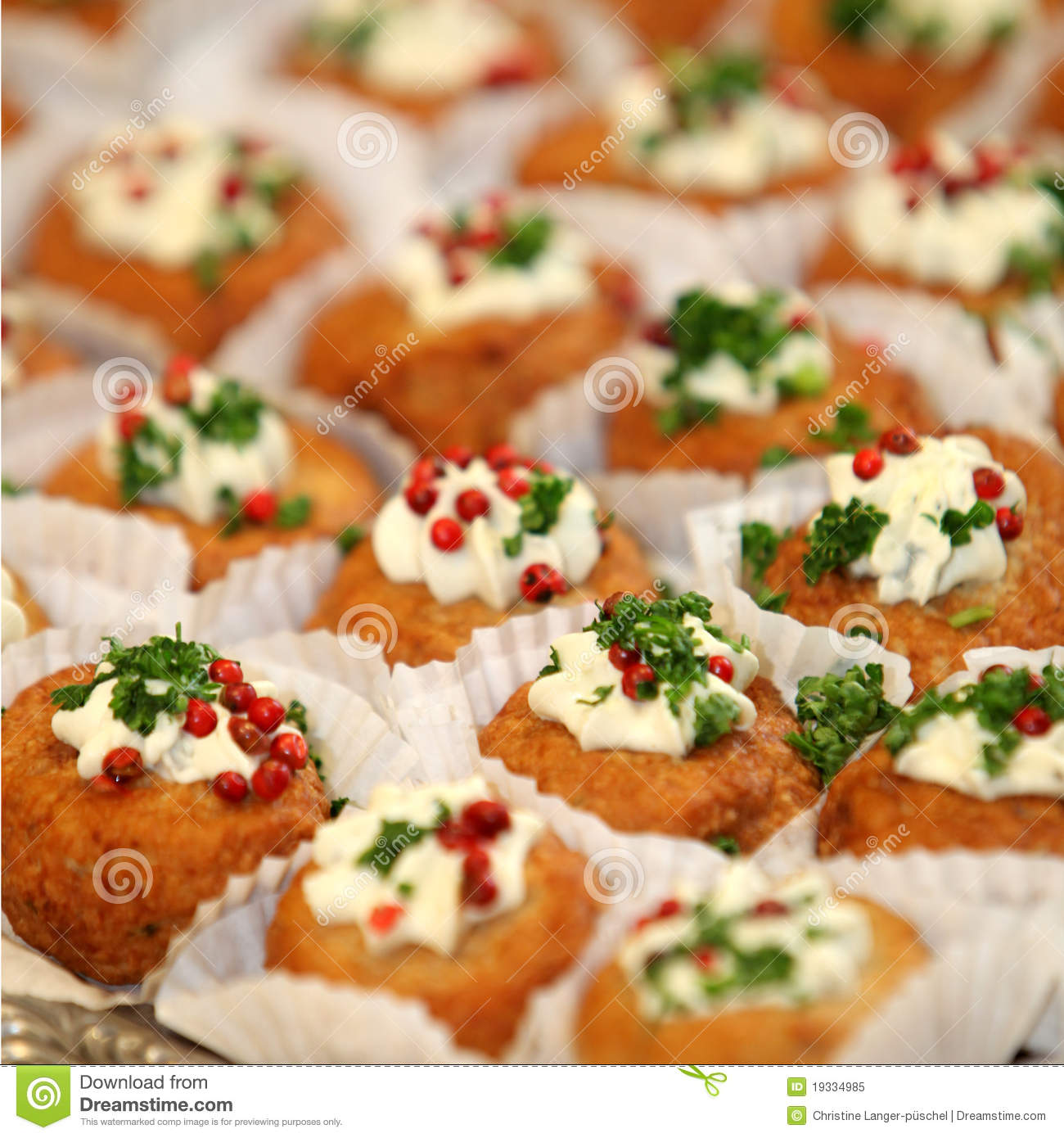 Finger Food Or Tapas Royalty Free Stock Photo - Image: 19334985
