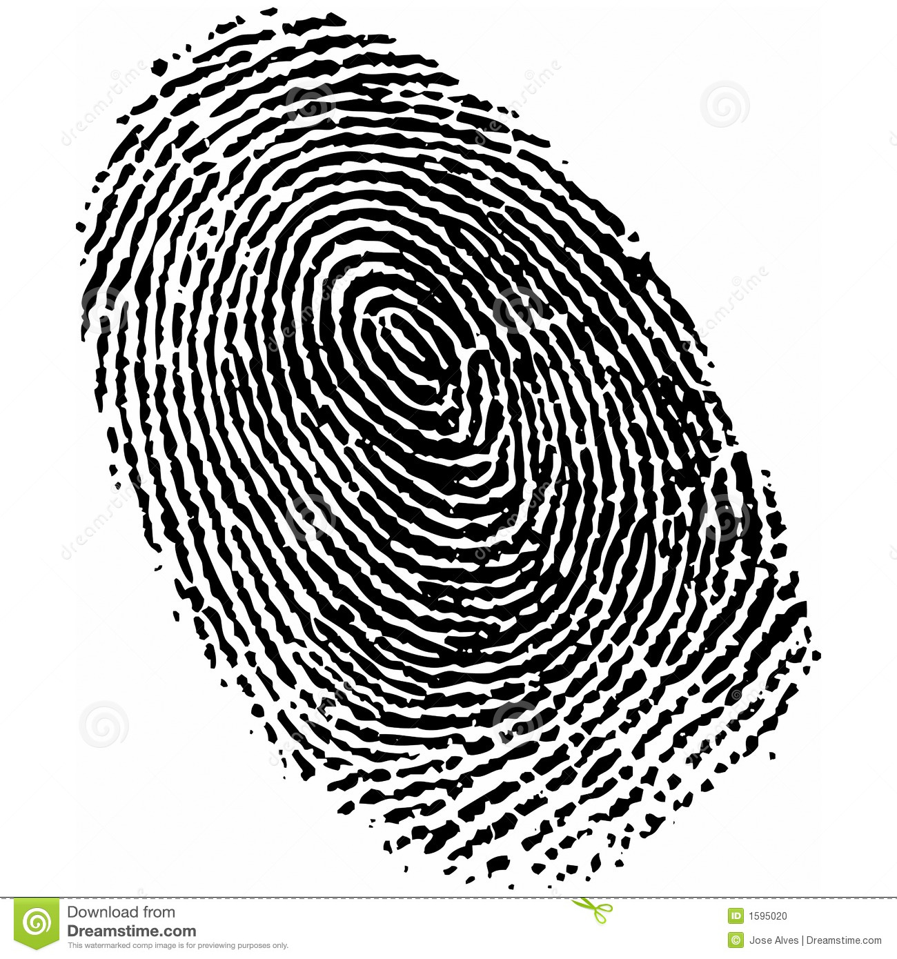 Displaying 18> Images For - Finger Print Clip Art...