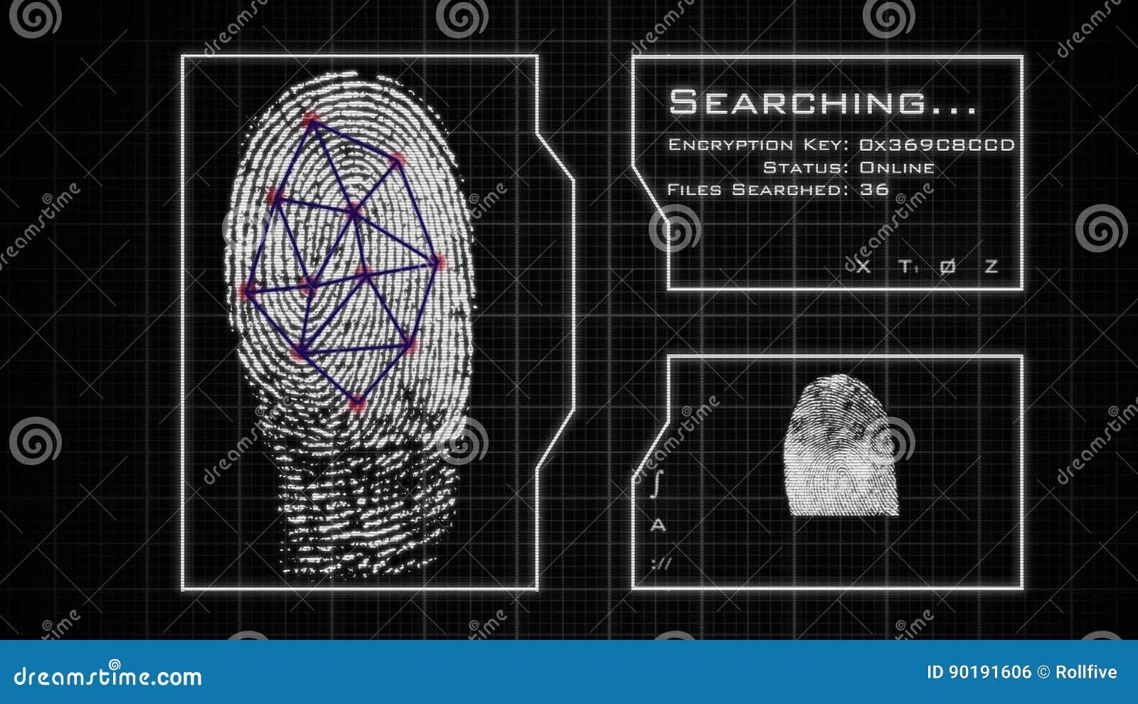 Fingerprint images database examples | download scientific diagram.