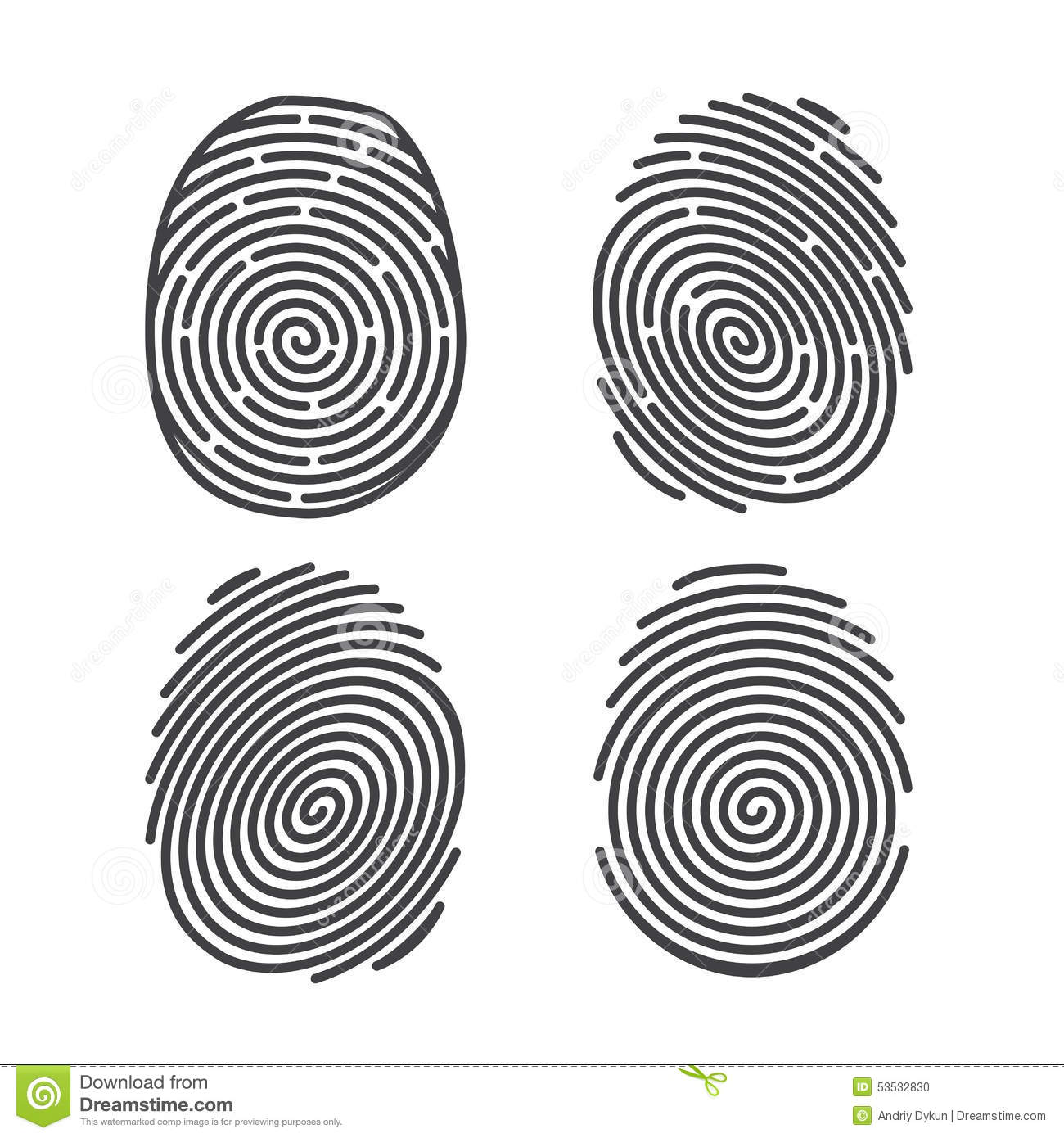 finger prints Fingerprints are the oldest and most accurate method of identifying individuals no two people (not even identical twins) have the same fingerprints, and it is.