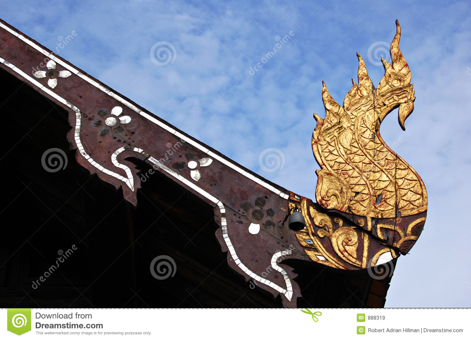 Finial świątyni