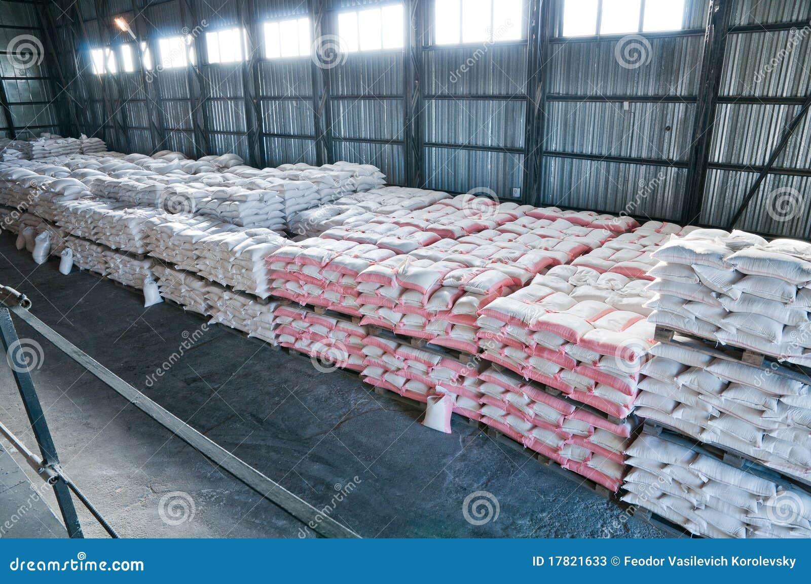 Finished Goods Warehouse Stock Photos Image 17821633