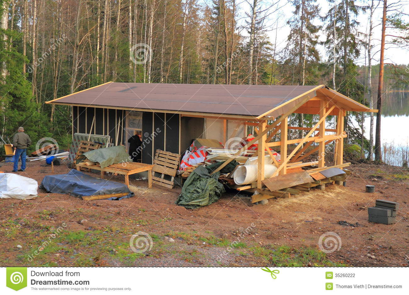 Traditional Build Construction