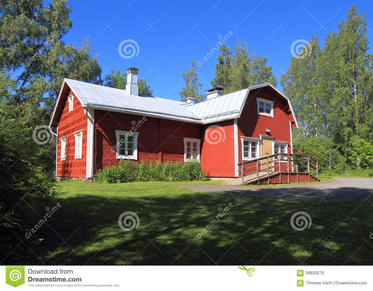 Finland savonia kuopio finnish architecture historic for Farm house construction