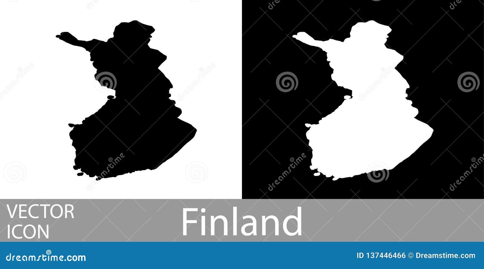 Finland specificerade översikten