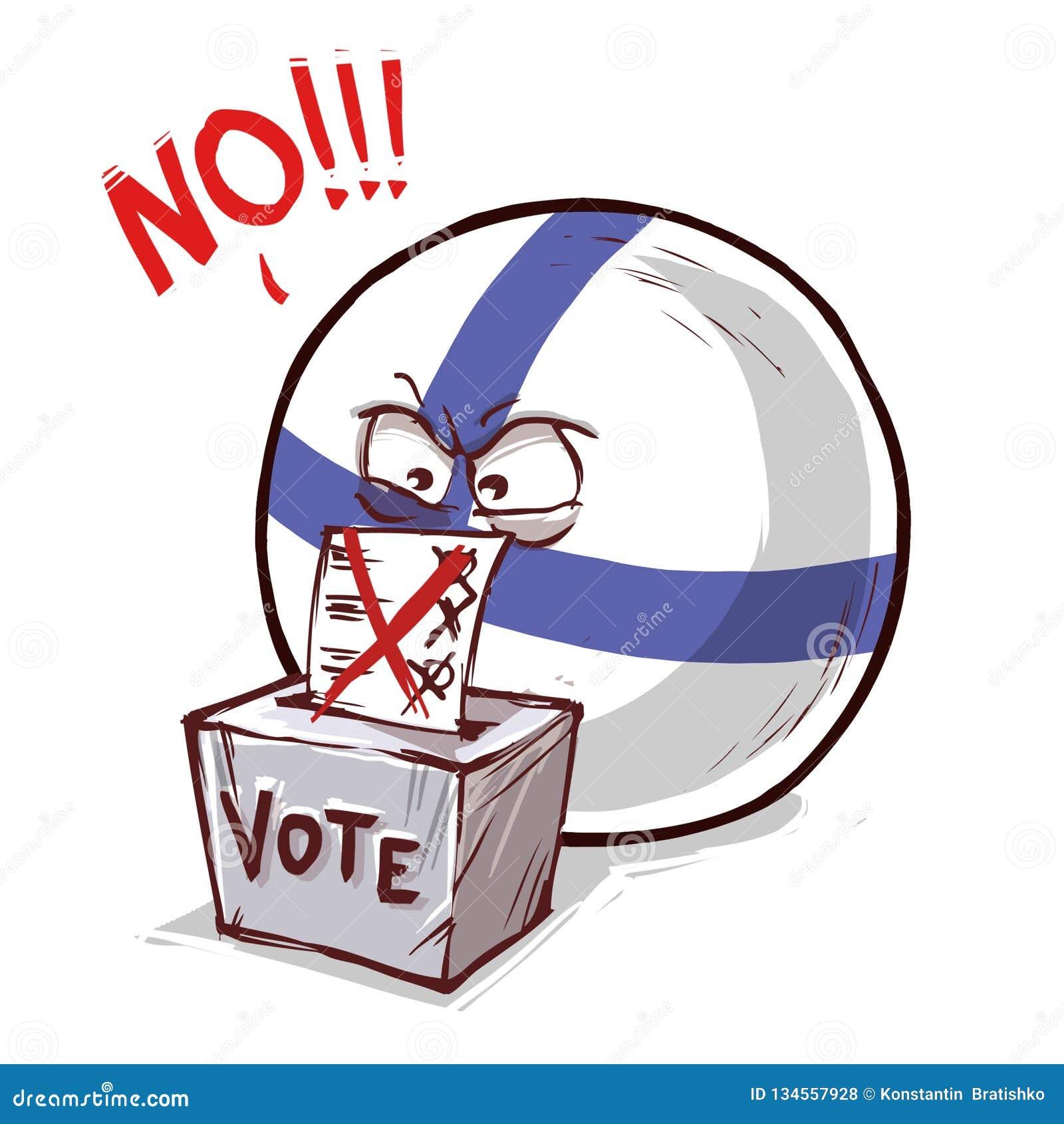 Finlandia que vota NÃO