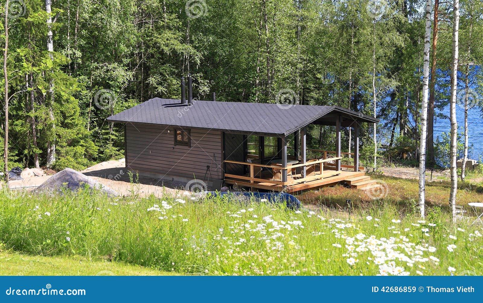 Finlandia: Sauna nova