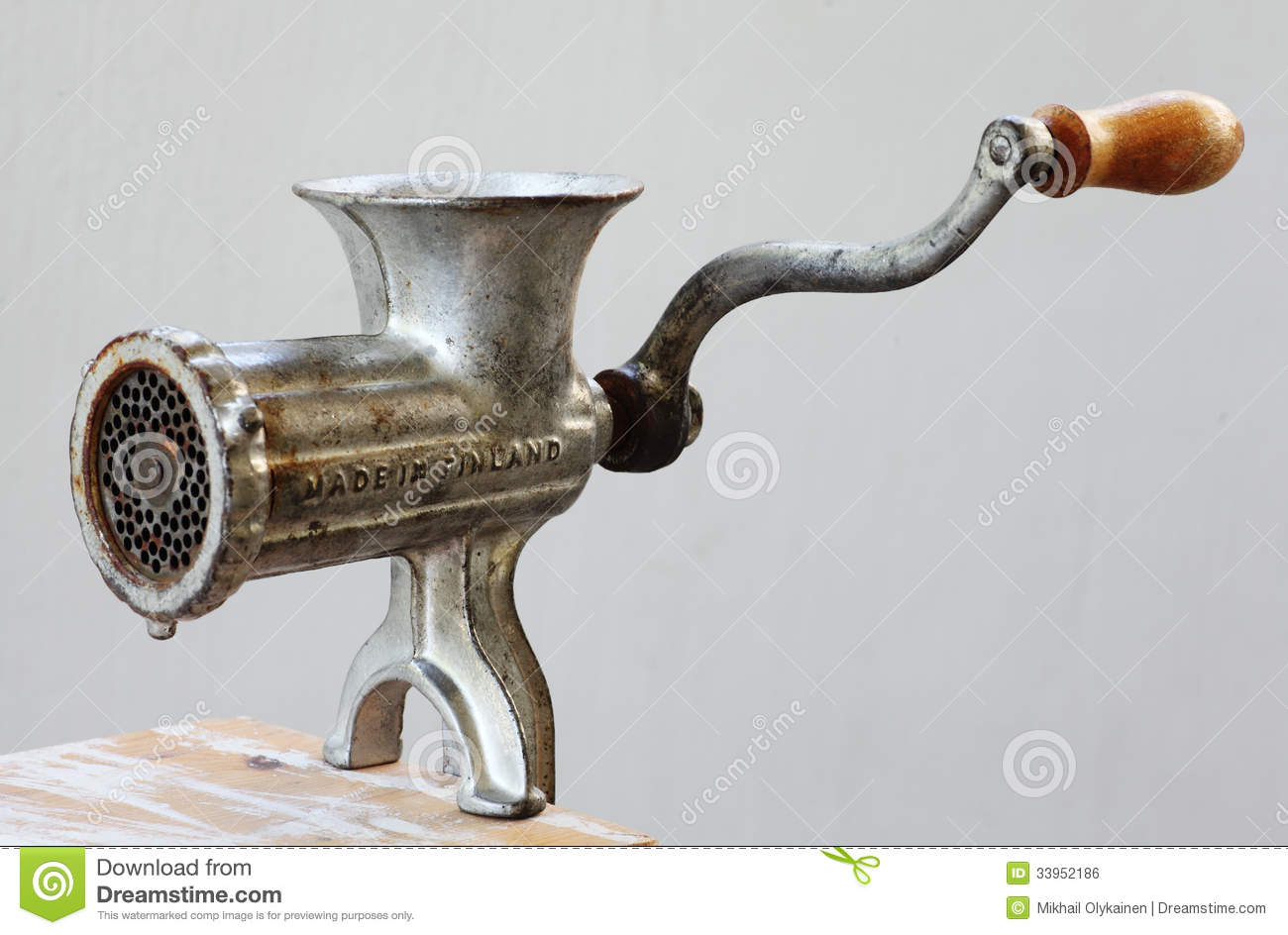 Old Fashioned Mincer